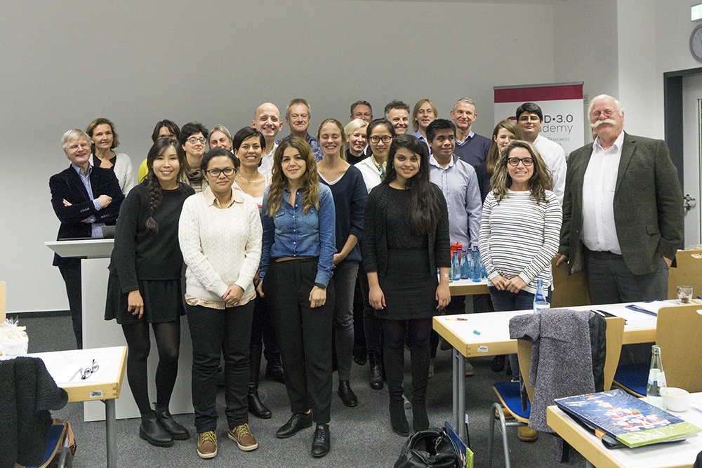 8th joint PhD-Workshop of S2BMRC together with VU Vrije